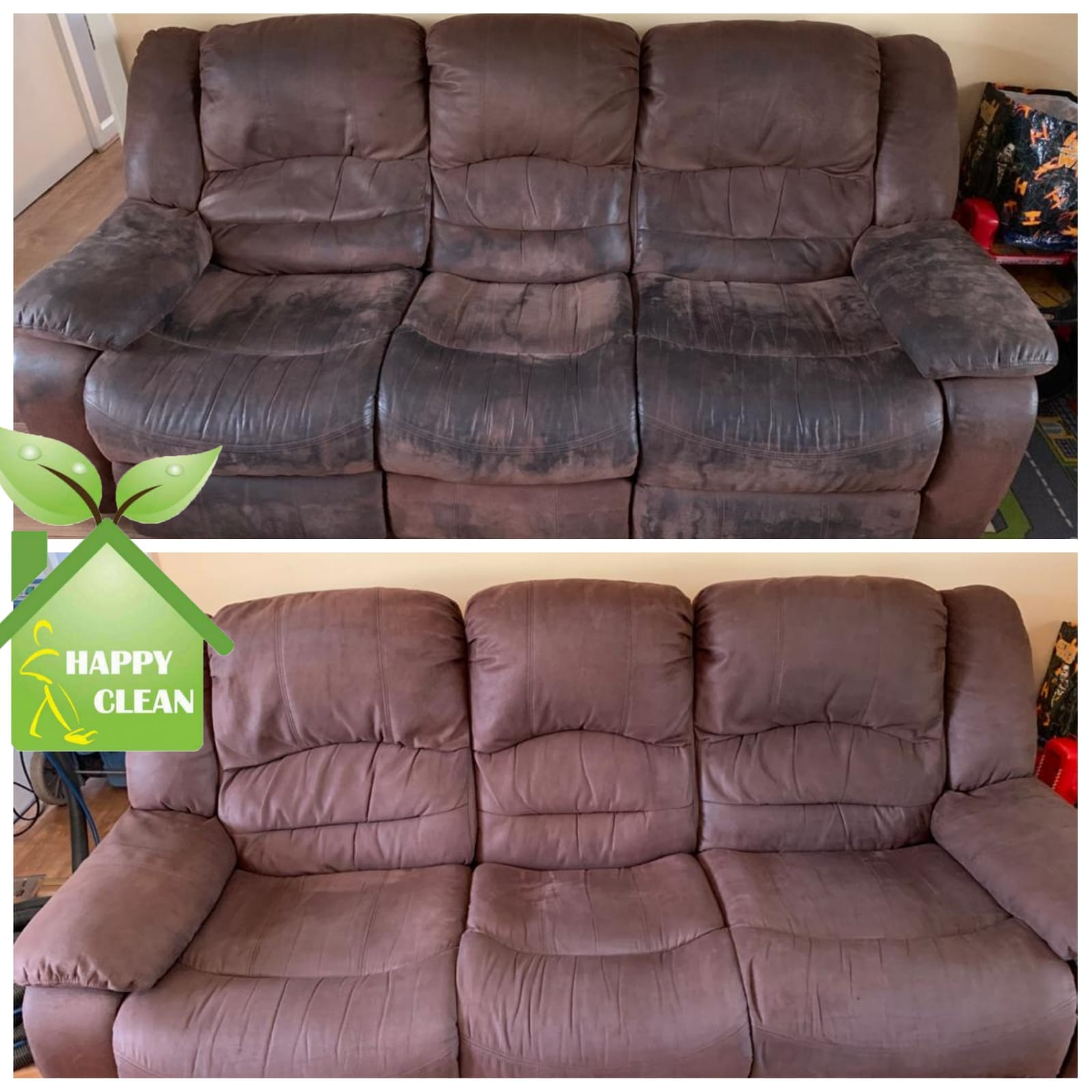 Fabric Sofa Cleaning Dublin